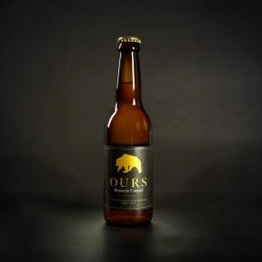 Bière Ours Blonde 33cl