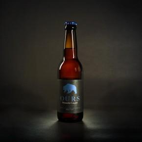 Bière Ours Rousse IPA 33cl