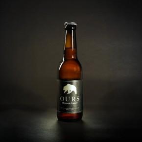 Bière Ours Blanche 33cl