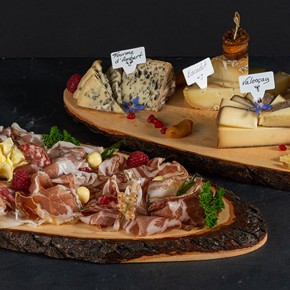 Planche mixte : Fromage &...
