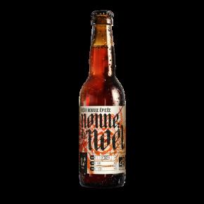 Bière Nonne de noël Bio des...